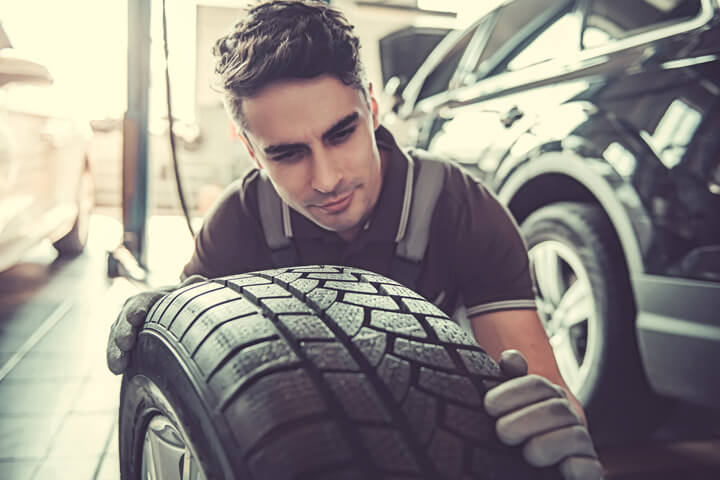 Tire Maintenance & Inspection in Fairview Heights IL