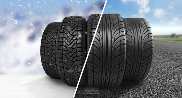 How Temperature Affects Tires In Fairview Heights IL