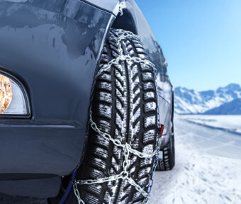Tires in Cold Weather In Fairview Heights IL