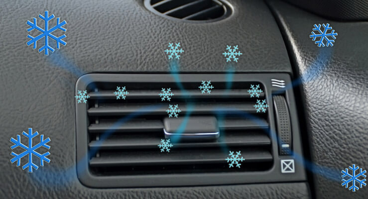 Auto Problems with AC in Belleville IL