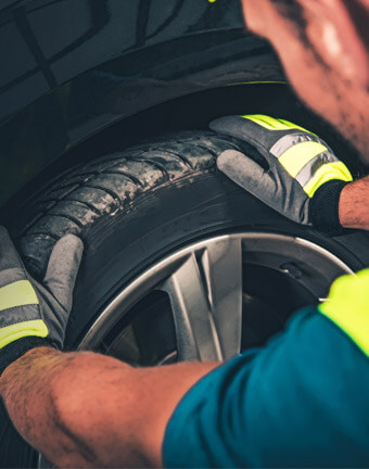 Replace Your Tire in Fairview Heights IL